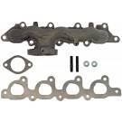Left Exhaust Manifold Kit w/ Hardware & Gaskets Dorman 674-395