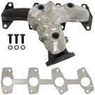 Left Exhaust Manifold Kit w/ Hardware & Gaskets Dorman 674-400