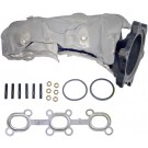 Left Exhaust Manifold Kit w/ Hardware & Gaskets Dorman 674-433