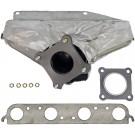 Left Exhaust Manifold Kit w/ Hardware & Gaskets Dorman 674-441