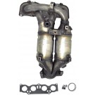 Left Exhaust Manifold Kit w/ Hardware & Gaskets Dorman 674-593