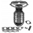 Left Exhaust Manifold Kit w/ Hardware & Gaskets Dorman 674-596