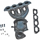 Stamped Manifold Converter - Includes Gaskets - Dorman# 674-616