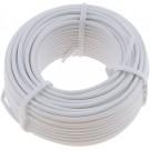 18 Gauge White Primary Wire- Card - Dorman# 85735