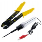 Circuit Tester and Wire Crimper/Stripper Kit - Dorman# 86240