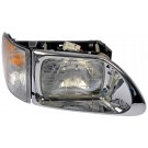 RT H/D Headlight Ass`y Dorman 888-5103,3502929C95 Fits 01-17 International 5900I