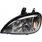 Heavy Duty Left Headlight Assembly 888-5202 for 05-14 Freightliner Columbia