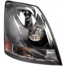 Heavy Duty Right Headlight (Dorman# 888-5505) for 05-14 Volvo VNL Generation 2