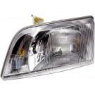 H/D Left Headlight Dorman 888-5508 0003659)Fits 07-14 Bluebird School   Bus
