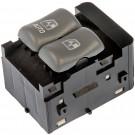 Front Left Power Door Window Switch (Dorman 901-024) 2 Button, 7 Prong