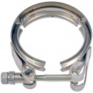 Exh Up-Pipes To Turbo V-Band Clamp Dorman 904-255,12553155 Fits 96-02 GM 6.5