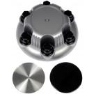 Grey Wheel Center Cap (Dorman# 909-030)