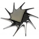 Chrome Wheel Center Cap (Dorman# 909-039)