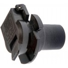 Trailer Hitch Plug (Dorman 924-307) with 7-Way Connector