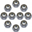 10 Hex Lock Nuts With Nylon Ring Class 8 - M16-1.50 (Dorman #433-016)