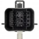 Transfer Case Motor (Dorman 600-802) Rectangular Plug w/7 Pins
