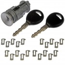 Ignition Lock Cylinder W/Tumblers Dorman 924-709,5018702AA Fits 01-10 Durango
