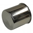 Stainless Steel Hub Cover - Crown# RT32009