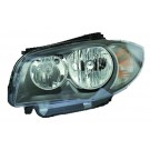 New Valeo Left Head Light Assm Halogen H7+ H7 for BMW 1-Series (E82/E88) 044793
