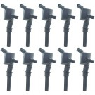10 Ignition Coils CFD503 Fits 97-11 Crown Vic Excursion Explorer F 4.6 5.4 6.8