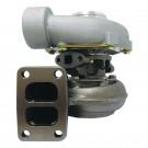 Turbocharger TUR102JD w Gasket TB4129 Fits John Deere 6466 Engines