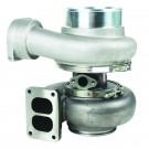 Turbocharger TUR406CA w Gasket TV8106 Fits Caterpillar 353, 594, D9H ENGINES