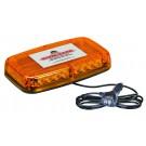 Model 3720M-A Sure Safe Mounted Amber Lens 12-Volt Magnet Mount GEN 3