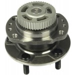 Axle Bearing and Hub Assembly Dorman 951-017