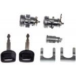 Ignition Lock Cylinder Set Dorman 924-5220,A2263159041 Fits 02-17 Freightliner