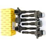 Six New Bosch Ignition Coils 00143 in Original Box