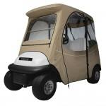 CLUB CAR PRECEDENT ENCLOSURE SHORT ROOF, Khaki - Classic# 40-060-335801-00