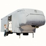 PermaPro 5th Wheel Cover - Classic# 80-121-141001-00