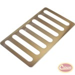 Hood Vent Cover (Stainless Steel) - Crown# RT34078