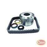 Progressive Coupling, Seal, & Chain Kit - Crown# 5012329AAK2