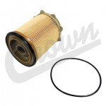 Front Fuel Filter - Crown# 68157291AA