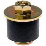 "One New Rubber Expansion Plug 1"" - Size Range 1"" - 1-1/8"" - Dorman# 570-005.1"