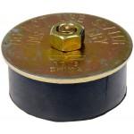 "Rubber Engine Expansion Plug (Dorman #570-012) 5 Per Pkg.1-7/8 """