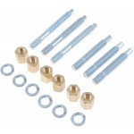 Exhaust Stud Kit 3/8-16 x 2-1/2 In. and 3/8-16 x 3-1/4 In. - Dorman# 03147