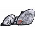 Left Headlamp Assy (Dorman# 1592164) Fits 98-05 Lexus GS300 USA Models Only