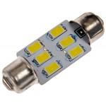 211 White 2Watt LED Bulb - Dorman# 211W-HP