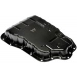 One New Transmission Pan With Drain Plug - Dorman# 265-868