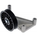 One New Air Conditioning Bypass Pulley - Dorman# 34253