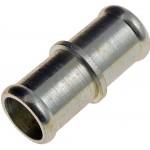 Heater Hose Connectors - 5/8 In. X 5/8 In. Connector - Metal - Dorman# 56438