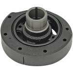 Engine Harmonic Balancer (Dorman 594-024) Solid; Externally Balanced