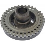 Engine Harmonic Balancer (Dorman 594-125) Solid