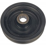 Engine Harmonic Balancer (Dorman 594-192) Double Serpentine Belt