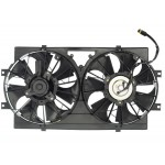 Radiator Fan Assembly Without Controller - Dorman# 620-015
