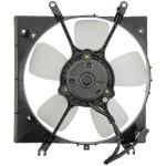 Engine Cooling Radiator Fan Assembly (Dorman 620-314) w/ Shroud, Motor & Blade
