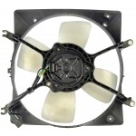 Engine Cooling Radiator Fan Assembly (Dorman 620-359) w/ Shroud, Motor & Blade