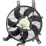 A/C Condenser Radiator Fan Assembly (Dorman 620-427) w/ Shroud, Motor & Blade